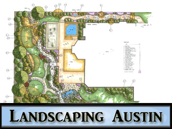 Landscapers in austin